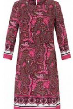Abendkleid Kleid mit 3/4-Arm Emilia Lay pink/multicolor(115851576)