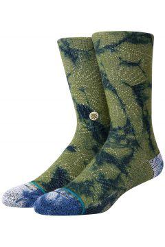 Stance Monte Claro Socks groen(111095445)