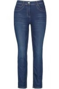 5-Pocket Jeans in 7/8 Länge Betty Jeans Samoon Dunkelblau Denim(116755136)
