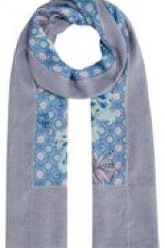 Logoschal aus Baumwolle und Modal Codello jeans blue(111527529)