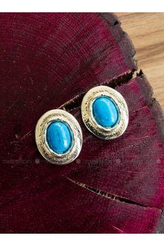 Golden tone - Earring - Forivia Accessories(110334219)