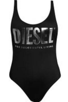 Diesel Logo Swimsuit - Black 900(110464564)