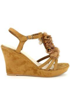Espadrilles Cendriyon Compensées Marron Chaussures Femme(115425101)