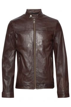 Leather Jacket Lederjacke Braun LINDBERGH(108839394)