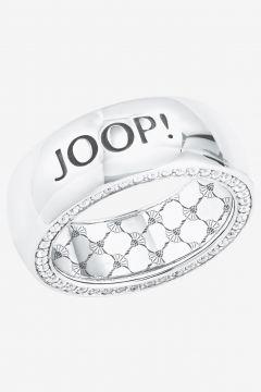 Ring mit Zirkonia in Silber(111057177)