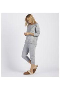 UGG Morgan pour Femmes en Seal Heather, taille Petite   Mélange De Coton(112238986)