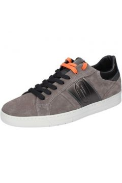 Chaussures Impronte sneakers beige daim cuir BY896(88525868)