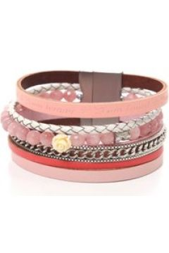Armband Ranja mit kleiner Rose Collezione Alessandro rosa(111499778)