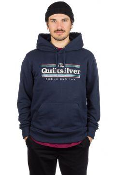 Quiksilver Get Buzzy Screen Hoodie blauw(93650185)