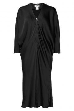 Fly Dress Kleid Knielang Schwarz HOPE(98211854)