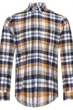 Clay Shirt Hemd Casual Bunt/gemustert FORÉT(114153137)