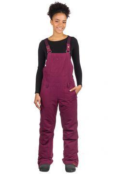 Roxy Rideout Bib Pants rood(95390467)
