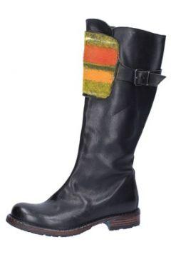 Bottes Moma bottes cuir(115503011)