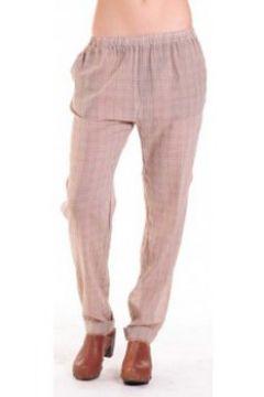 Pantalon American Vintage PANTALON ABI178 MIEL/SABLE(115471488)
