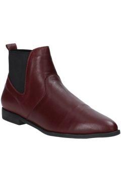 Bottines Bueno Shoes 9P0708 Bottes Femmes Bordeaux(115666329)