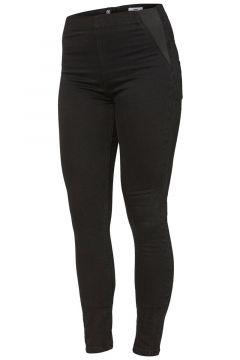 MAMA.LICIOUS High-waist Slim Fit Jeans Dames Zwart(97882190)