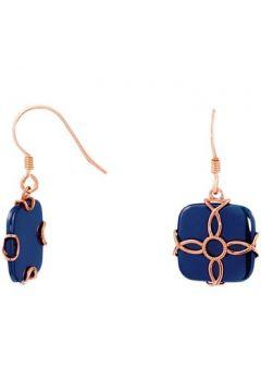 Boucles oreilles Bleue Joaillerie Boucles d\'oreilles en Céramique Rose Femme(115494508)
