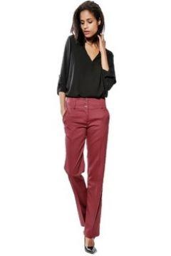 Pantalon Cendriyon Pantalons Bordeaux Vêtements Femme(101701413)