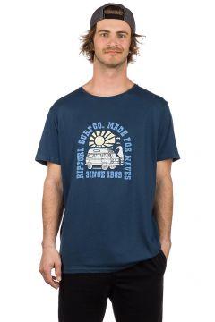 Rip Curl Van Surf T-Shirt blauw(85187805)