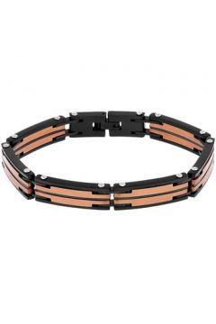 Bracelets Male Bracelet en Acier Bicolore Femme(115425974)