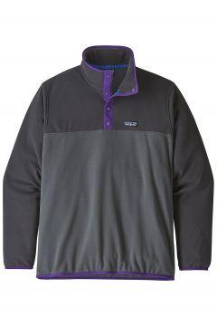Patagonia Micro D Snap-T Sweater grijs(92096981)