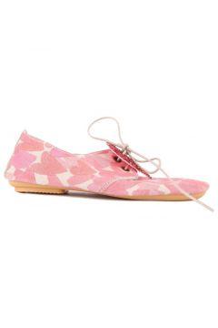 Derby-Schuhe aus Leder Herz All Over(112328118)