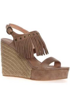 Espadrilles LPB Shoes CHAUSSURE À TALON SABINE BEIGE(88449673)