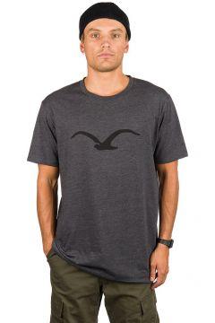 Cleptomanicx Möwe T-Shirt zwart(96278584)