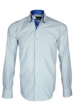 Chemise Emporio Balzani chemise a courdiere donizzo bleu(115424147)