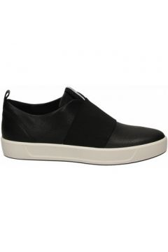 Chaussures Ecco Soft 8 W Black Trento(115565041)