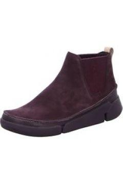 Stiefelette Clarks violett(117064470)