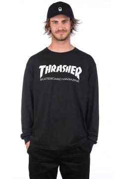 Thrasher Skate-Mag Long Sleeve T-Shirt black(99222032)