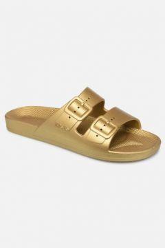 MOSES - Metallic W - Clogs & Pantoletten für Damen / gold/bronze(111621456)
