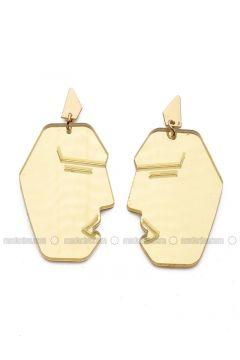 Golden tone - Earring - Modex(110314446)
