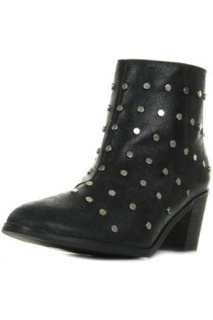 Bottines Vanessa Wu BT1596 Noir(88449129)