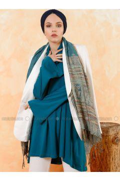 Indigo - Polo neck - Cotton - Tunic - Muni Muni(110333263)