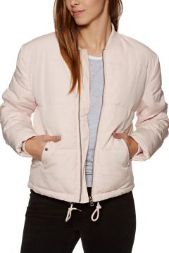 Veste Femme SWELL Highbury Light Quilted Bomber - Blush(111319435)