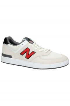 New Balance AM574 Skate Shoes wit(94104661)