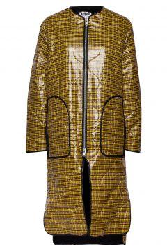 Vapor Coat Gefütterter Mantel Gelb HOPE(98264574)