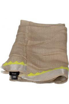 Paréos Nali\' pareo stola echarpe beige soie vert AF445(115545491)