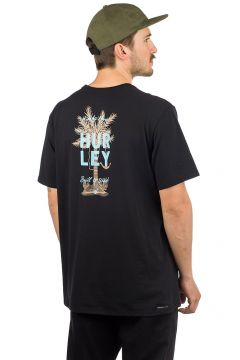 Hurley Dri-Fit Wavy Palm T-Shirt zwart(89736240)