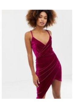 Parisian - Camisole-Kleid aus Samt - Rosa(94965628)
