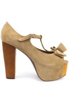 Sandales Jeffrey Campbell sandales beige textile ap664(98485774)
