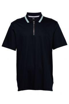 Paras 06 Polos Short-sleeved Blau BOSS(114355553)