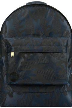 Mi-Pac Satin Camo Backpack blauw(95390495)