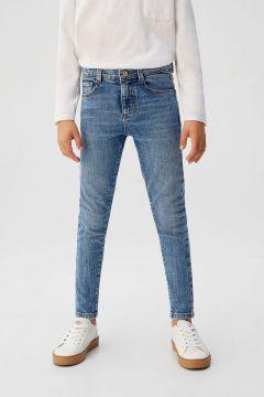 Mango Kids - Jeansy dziecięce Skinny 110-164 cm(114597620)