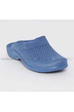 Blue - Sandal - Slippers - Gezer(110328620)