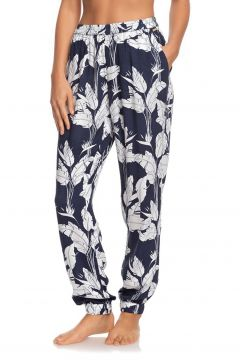 Roxy Easy Peasy Damen Trousers - Mood Indigo Flying Flowers(113781001)