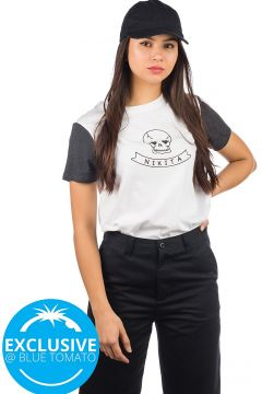 Nikita Bragg T-Shirt wit(85197493)