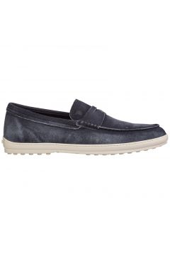Men's suede loafers moccasins(116914661)